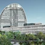 BBVA construye su nueva sede central con criterios de sostenibilidad
