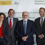 Doce grandes empresas integrarán la Conservación en su estrategia de negocio