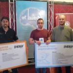 Inspirador fin de semana en El Hueco Energy Starter