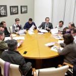 Gandía y la UPV firman convenio para analizar el impacto ambiental de las prospecciones petrolíferas