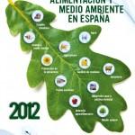 Agricultura, Alimentación y Medio Ambiente en España 2012