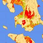 Proyecto Hyacinth: evaluación del riesgo de inundaciones con GIS