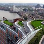 """El """"greening"""" en la construcción ayuda a reducir el ruido urbano"""