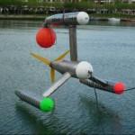 Nuevo sistema de aprovechamiento energético de corrientes marinas