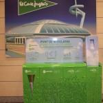 Recyclia y Ambilamp instalan multicontenedores de RAEE's en centros del Corte Inglés