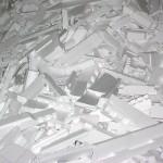 Investigadores desarrollan una nueva forma de reciclar el poliestireno expandido