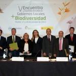 Entregados los premios de la Red de Gobiernos Locales+Biodiversidad