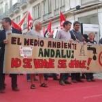 Andalucía rechazará el fracking si existe riesgo para la población