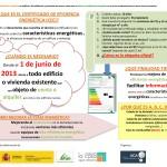 Cinco consejos antes de solicitar el certificado de eficiencia energética