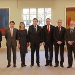 """Rajoy califica de """"histórico"""" el Acuerdo de Planificación Hidrológica"""