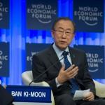 Ban Ki-moon resalta la importancia de la ciencia para proteger el medio ambiente