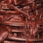 El cobre recuperado de la chatarra se considerará un producto