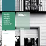Manual de usuario de calificación energética de edificios existentes con CE3X