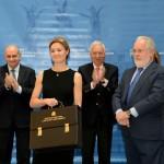 """Isabel García Tejerina: """"Pondremos nuestro empeño en culminar todos los proyectos emprendidos"""""""