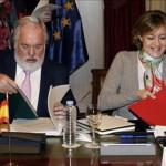 Cañete: Tejerina dará continuidad a la política del Ministerio