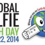 La NASA nos invita a hacernos un #Globalselfie para celebrar el Día de la Tierra