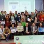 Emprendimiento e innovación, ganadores en Greenweekend Madrid