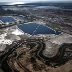 Medio Ambiente sanciona a Fertiberia por no restaurar las balsas de fosfoyesos