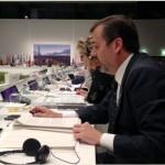 Ramos destaca el esfuerzo del Gobierno por desarrollar una política seria sobre cambio climático