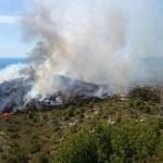 Inundaciones, sequías e incendios son las principales amenazas percibidas en el litoral mediterráneo