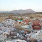 Bruselas denuncia a España por sus vertederos ilegales y las obras del AVE