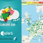 Europe Air : App para conocer la calidad del aire europeo