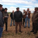 """Más de 100 agricultores y técnicos participan en el proyecto """"Agricultura, Energía y Cambio Climático"""""""