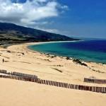 La duna de Valdevaqueros, protegida por la nueva Ley de Costas
