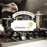 """Libro de recetas """"Conamachef"""""""