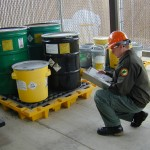 Una de residuos peligrosos y CLP