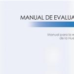 Manual para la evaluación de la Huella Hídrica