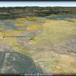 Investigadores de la USAL desarrollan un tour geológico virtual en 3D