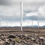 Aerogeneradores sin aspas para disminuir el impacto ambiental