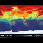 Un año en el CO2 de la Tierra