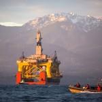 Shell suspende sus prospecciones en el Ártico