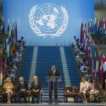 La UE pide un acuerdo internacional vinculante de Clima en 70 aniversario de la ONU