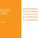 Responsabilidad Social Corporativa en la era digital: De la información a la comunicación