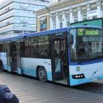 Autobuses finlandeses que funcionan con biodiésel de residuos de la industria papelera