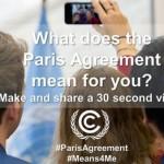 ONU lanza campaña en internet en apoyo a la firma de tratado cambio climático