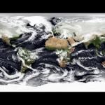 Tour mundial de precipitación en Ultra HD