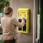 Madrid instala ceniceros-urna de votación para fomentar la participación ciudadana