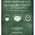 Madrid y Ecooo apuestan por el Ahorro y Eficiencia Energética en los Colegios