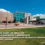 Impactos socioeconómicos de la valorización energética de residuos urbanos