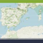 Protected Planet, visor cartográfico de áreas protegidas UICN