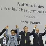 La Cumbre de Cambio Climático de París, premio Princesa de Asturias de Cooperación