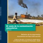 El costo de la contaminación atmosférica
