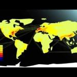 El promedio mundial de CO2 alcanza las 400 partes por millón en 2015