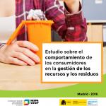 Estudio sobre el comportamiento de los consumidores en la gestión de los recursos y los residuos