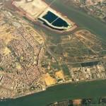 Confirman la fianza para que Fertiberia limpie las balsas de fosfoyesos de Huelva