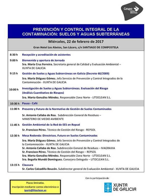 Prevención y control integral de la contaminación: suelos y aguas ...